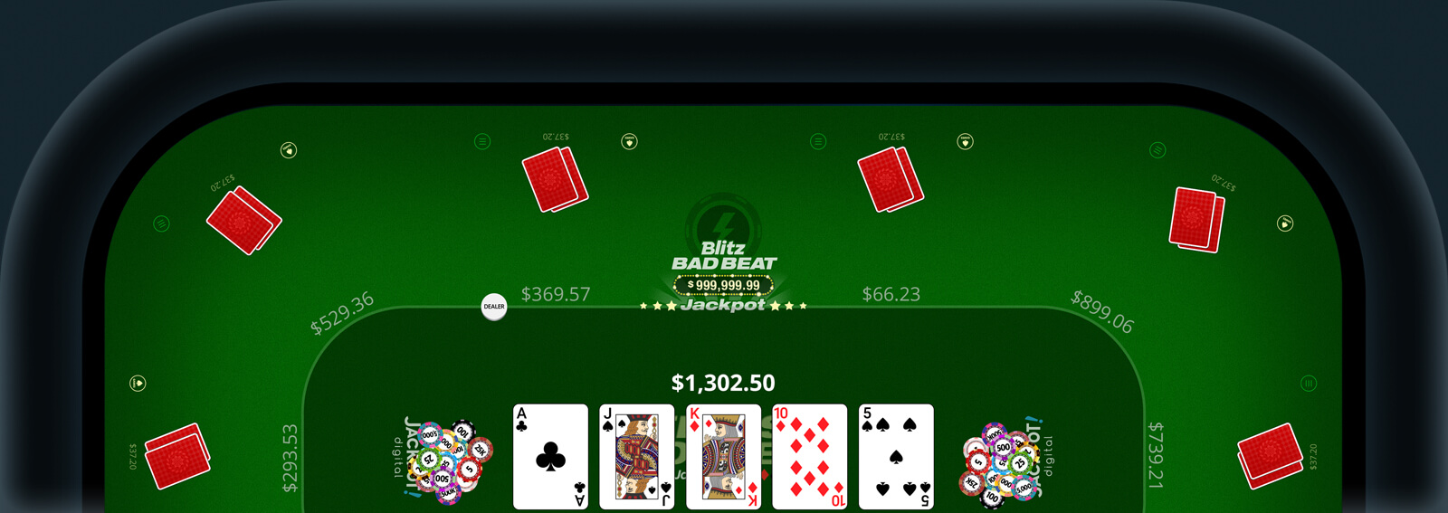 Poker, Poker Cash Games, Spielautomaten – Ideal Systems Limited
