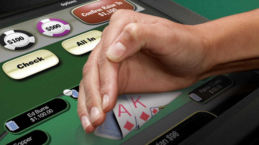 Jackpot Digital Home Electronic Table Games Remote Gaming